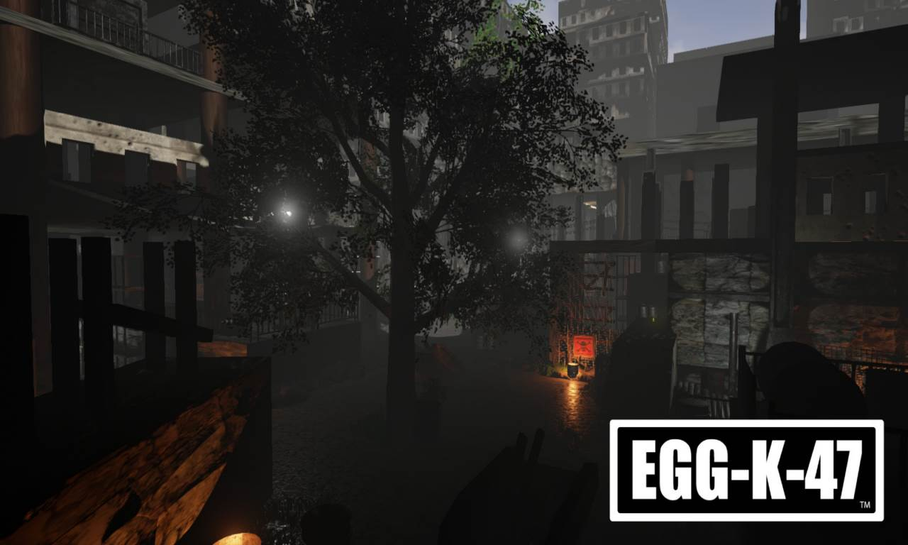 Screenshot Game EggK47 - PROPHET