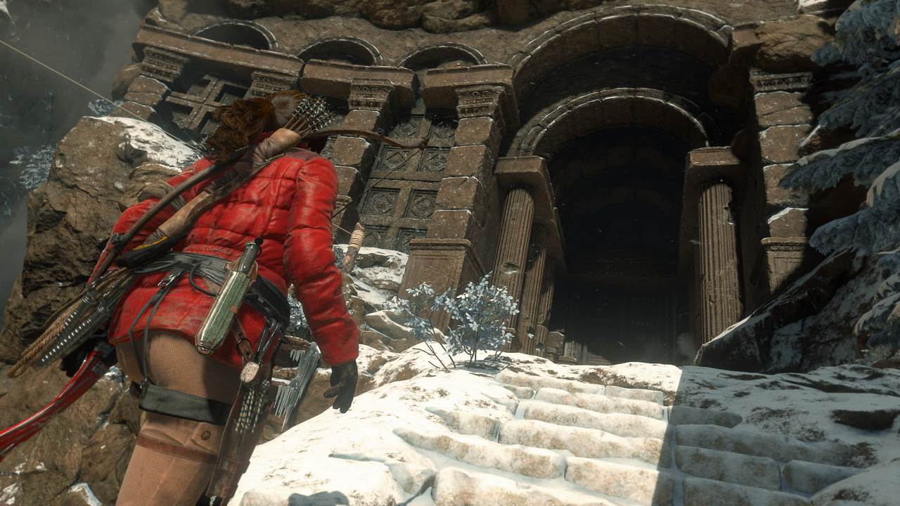 Download Game Rise Of The Tomb Raider - CONSPIR4CY