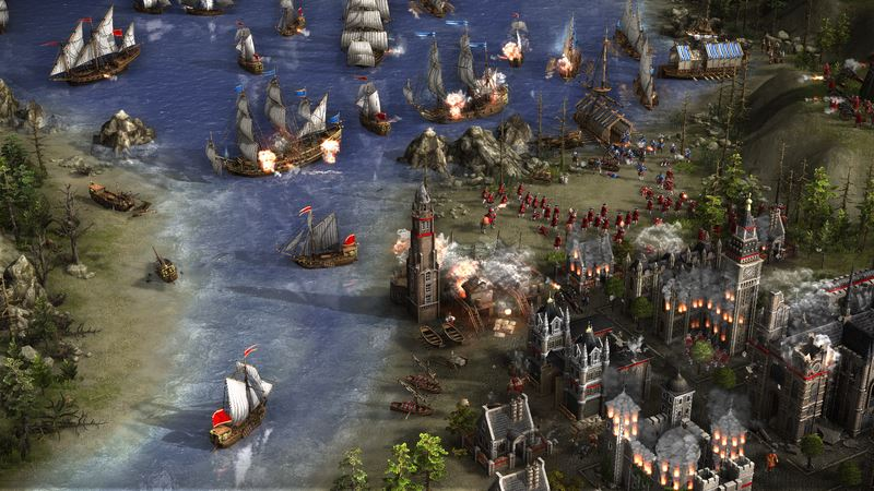 Screenshot Game Cossacks 3 - CODEX