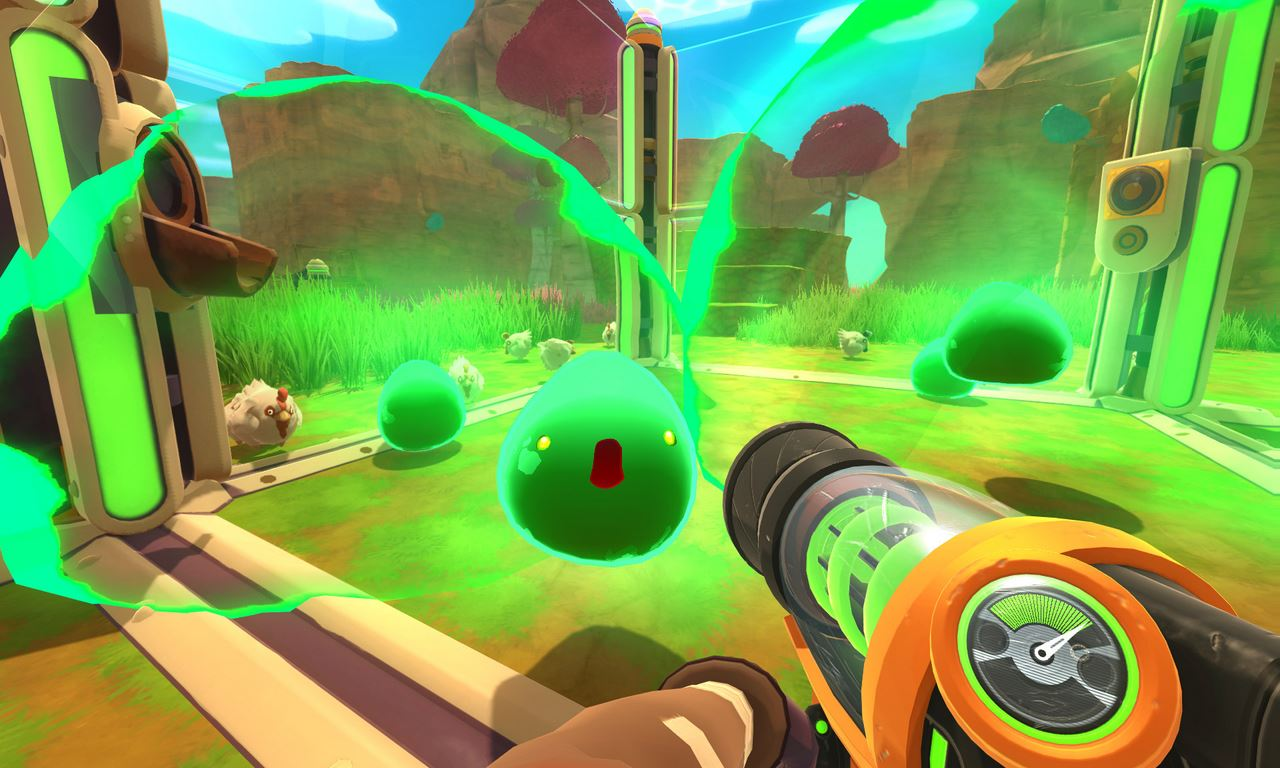 Screenshot Game Slime Rancher v2.5.0.6-GOG