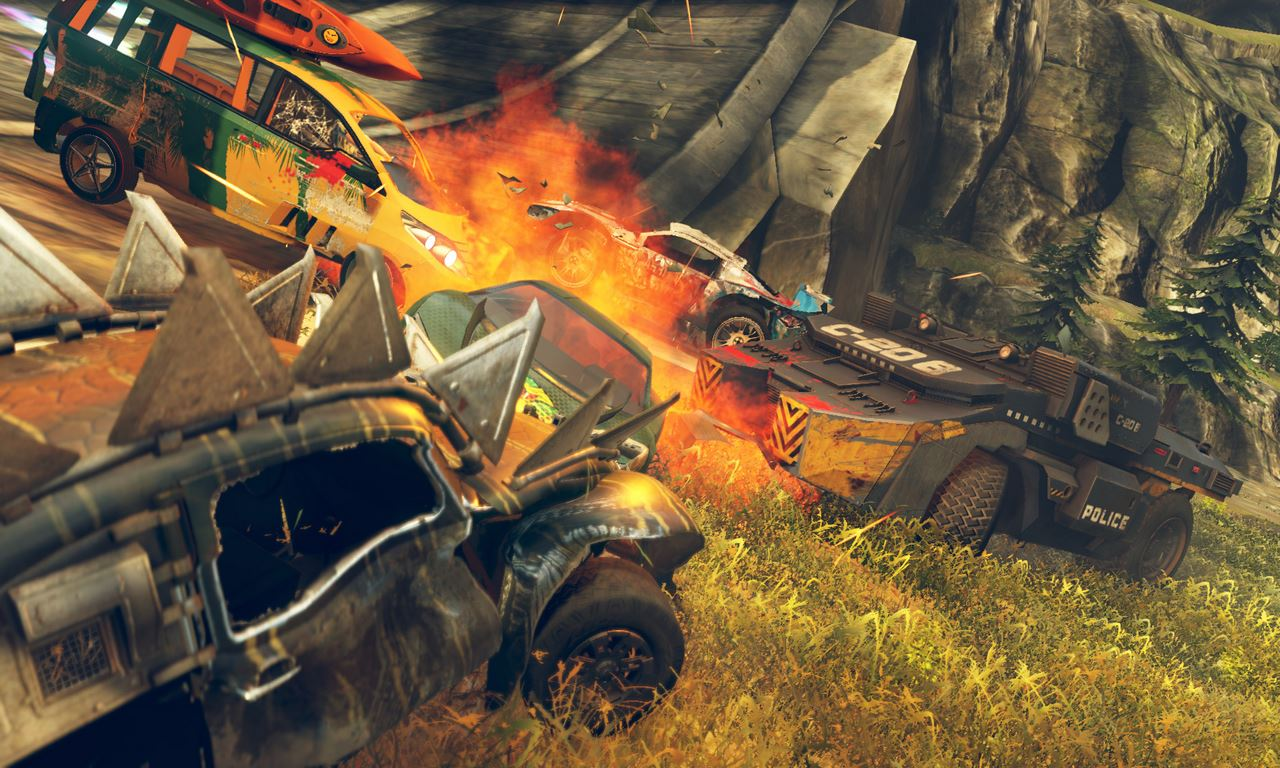 Download Game Carmageddon: Max Damage
