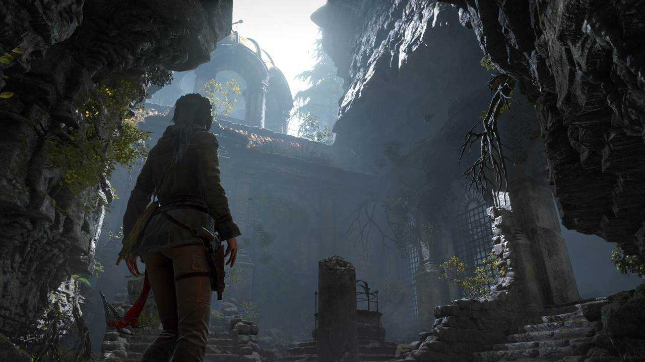 Screenshot Game Rise Of The Tomb Raider - CONSPIR4CY