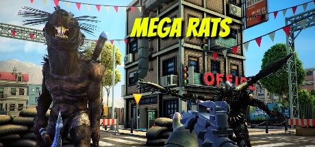 Download Game MegaRats - PLAZA
