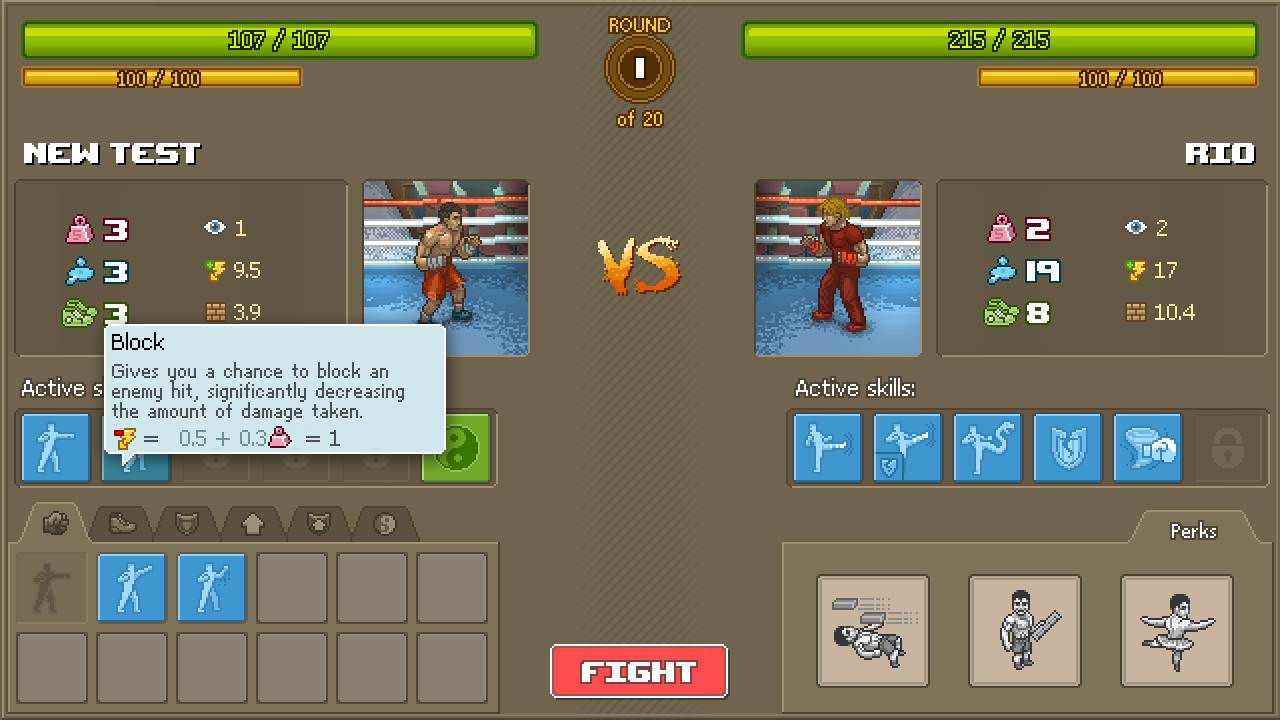 Download Game Punch Club The Dark Fist v1.30