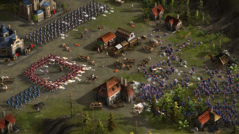 Download Game Cossacks 3 - CODEX