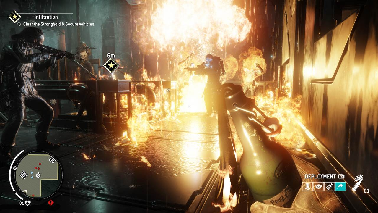 Screenshot Game Homefront: The Revolution