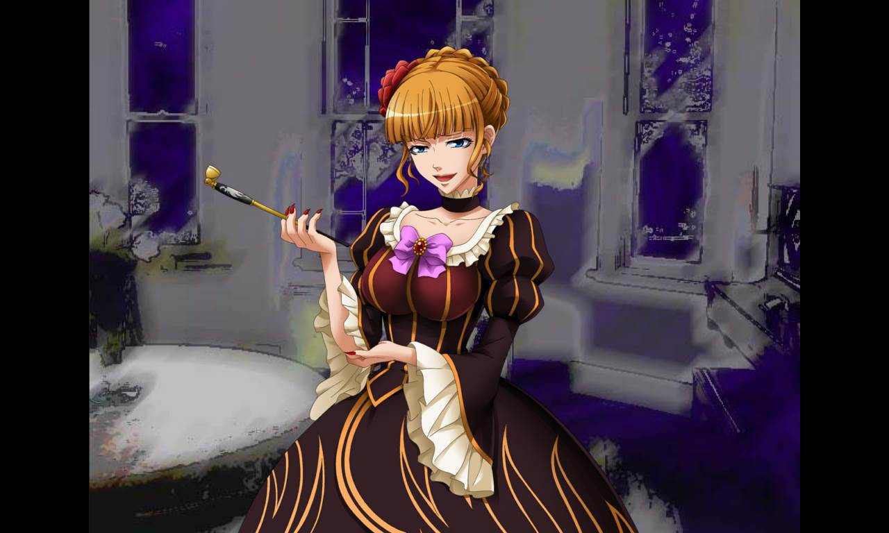 Screenshot Game Umineko When They Cry (Question Arc)
