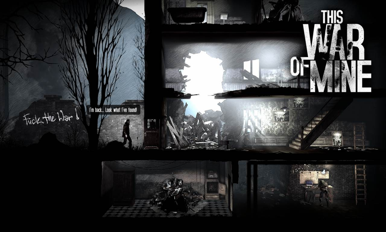 Download Game This War of Mine Anniversary Edition
