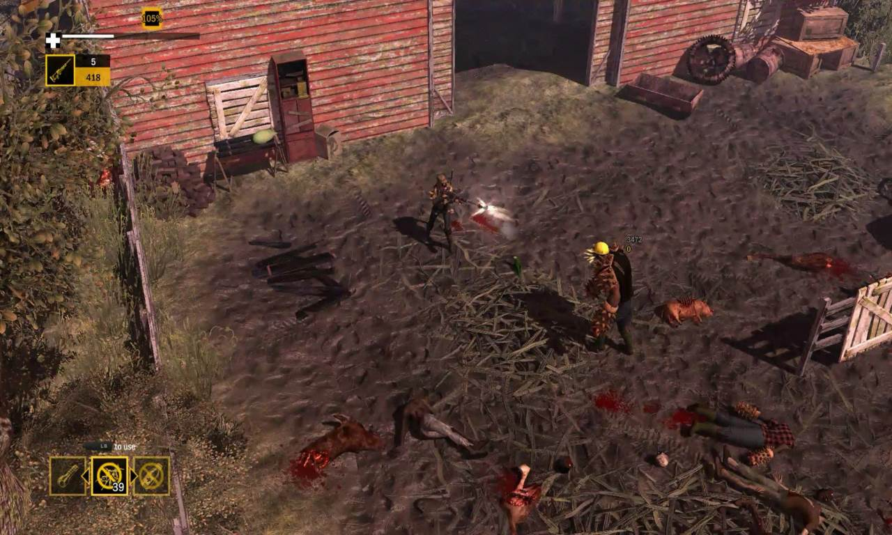 Screenshot Game How To Survive 2 Dead Dynamite-SKIDROW
