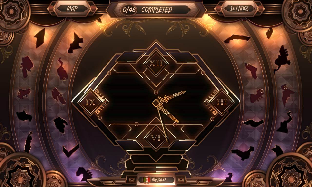 Screenshot Game Glass Masquerade