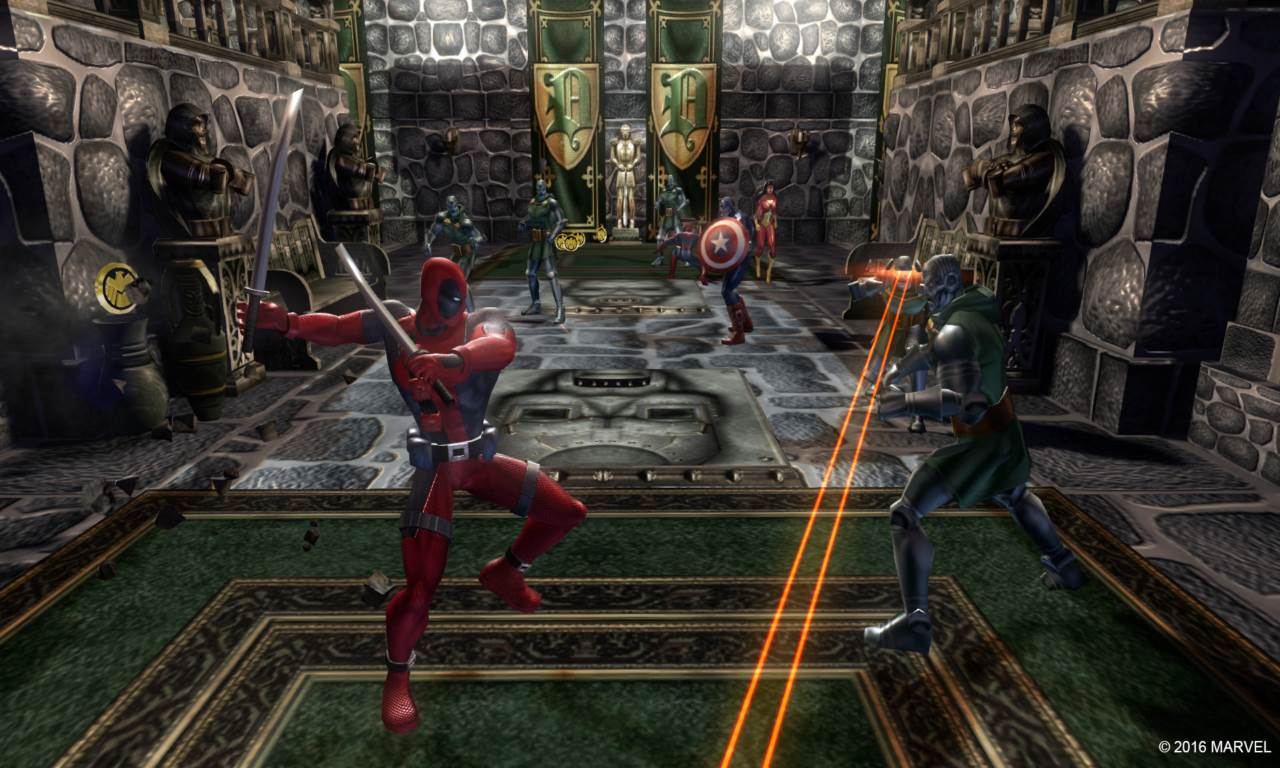 Download Game Marvel Ultimate Alliance