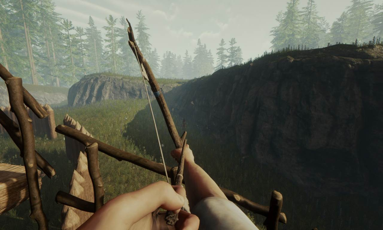 Download Game The Forest Alpha v0.50