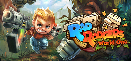 Download Game Rad Rodgers World One