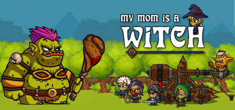 Download Game My Mom is a Witch