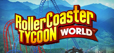 Download Game RollerCoaster Tycoon World-RELOADED