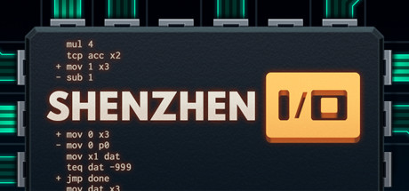 Download Game SHENZHEN I/O