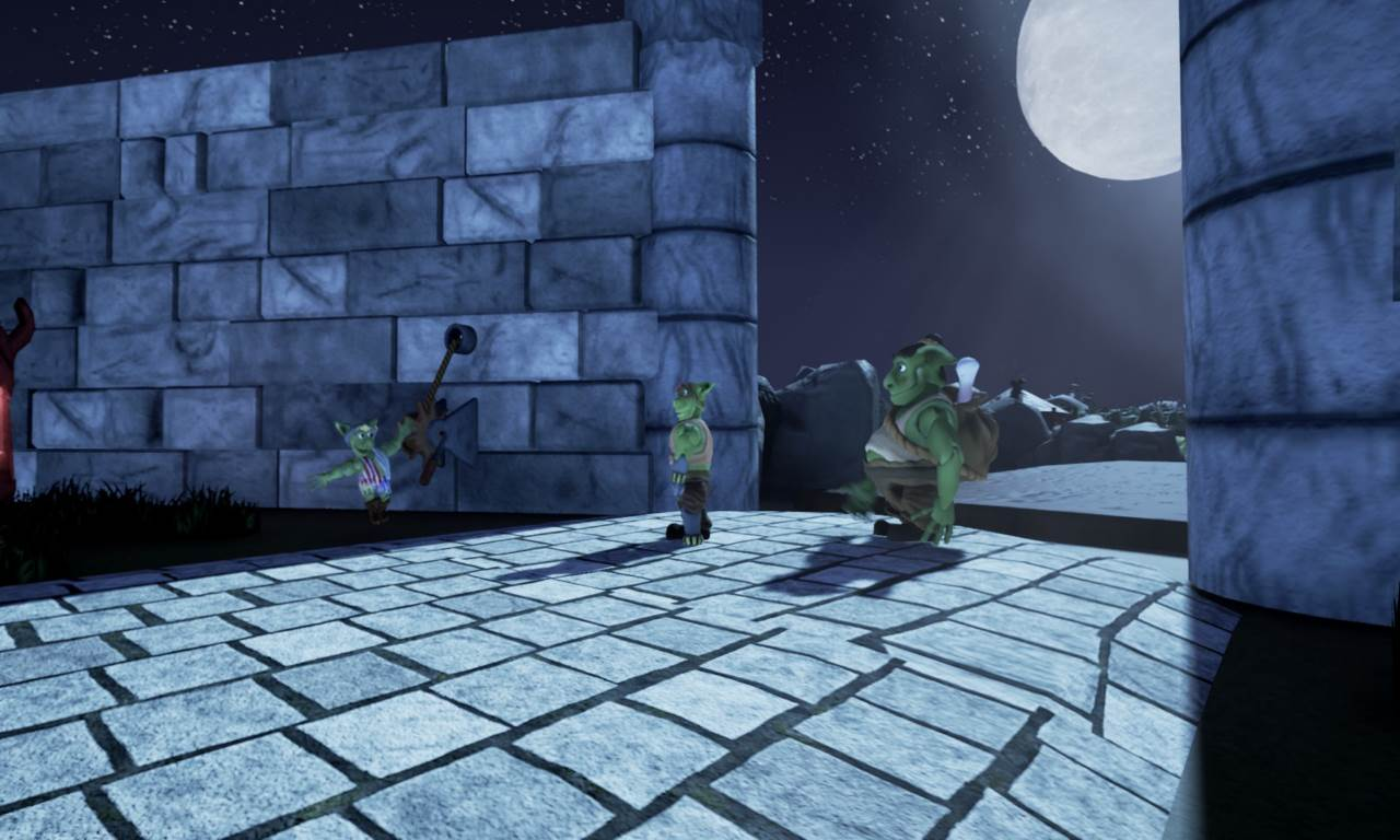 Screenshot Game Rayon Riddles - Rise of the Goblin King