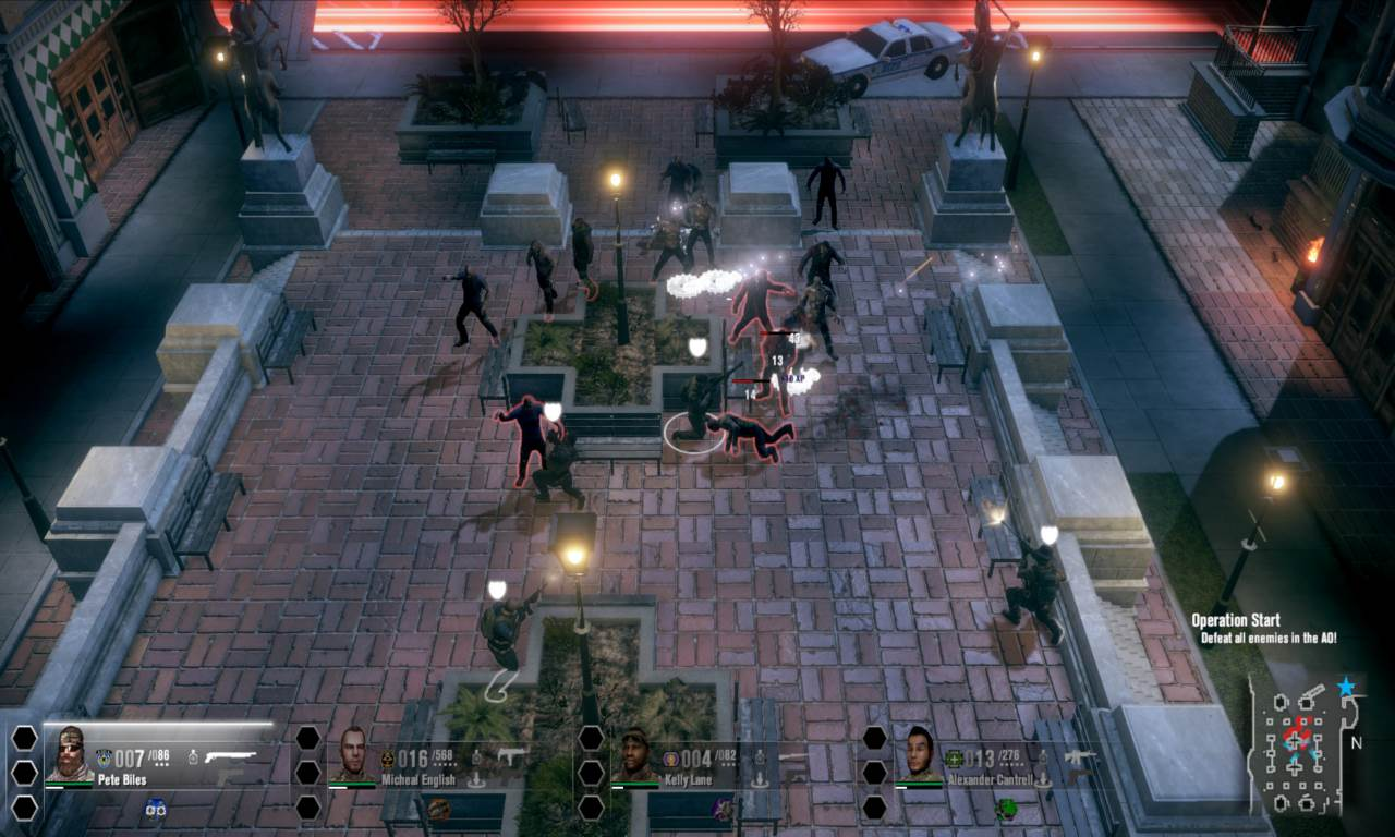 Screenshot Game Breach and Clear Deadline Rebirth