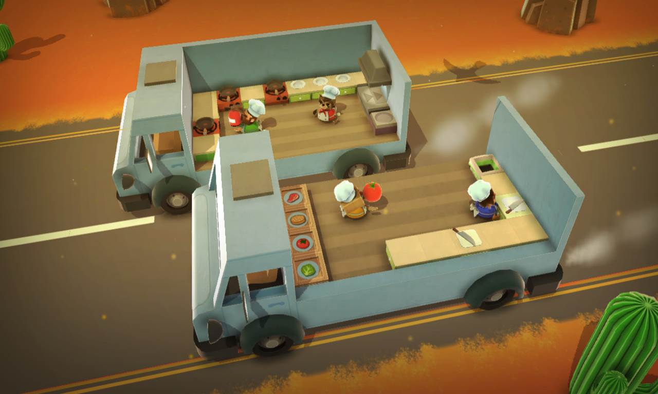 Screenshot Game Overcooked Gourmet Edition-3DM
