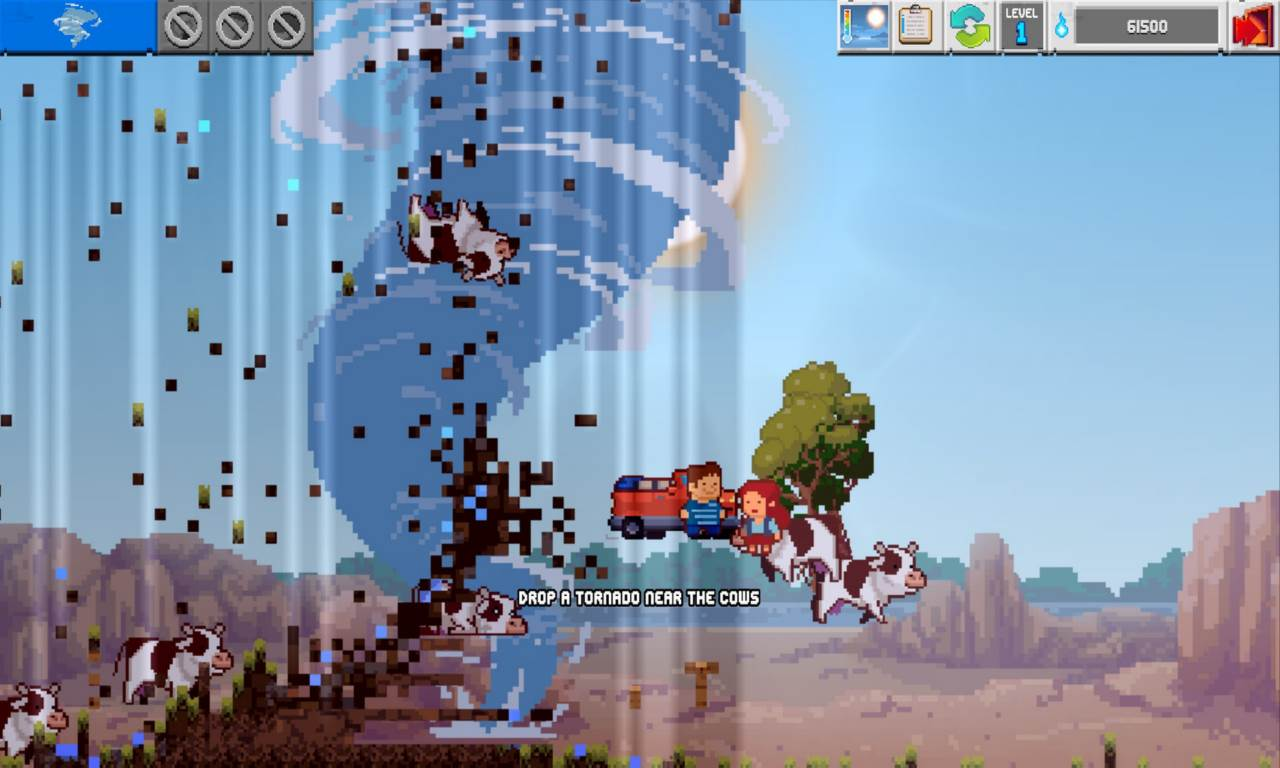 Screenshot Game The Sandbox Evolution - Craft a 2D Pixel Universe