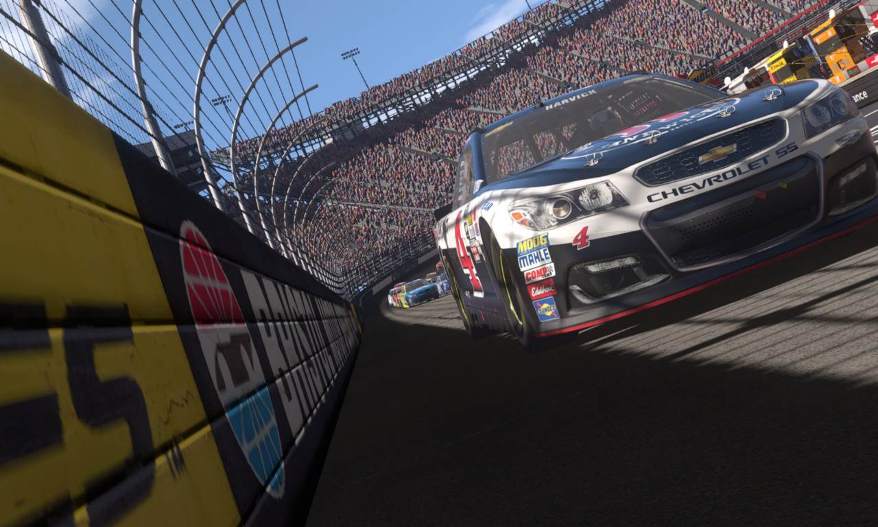 Screenshot Game NASCAR Heat Evolution
