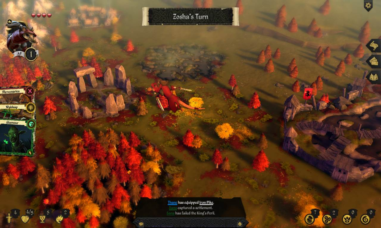Download Game Armello - Seasons Board Skins Pack