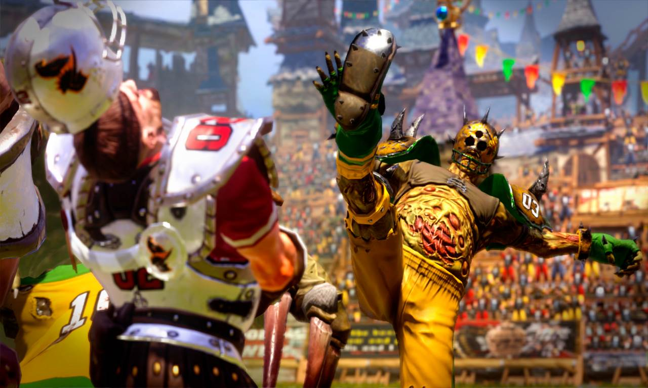 Screenshot Game Blood Bowl 2 - Nurgle - CODEX