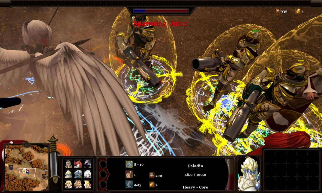 Download Game Shadow Heroes Vengeance In Flames Chapter 1